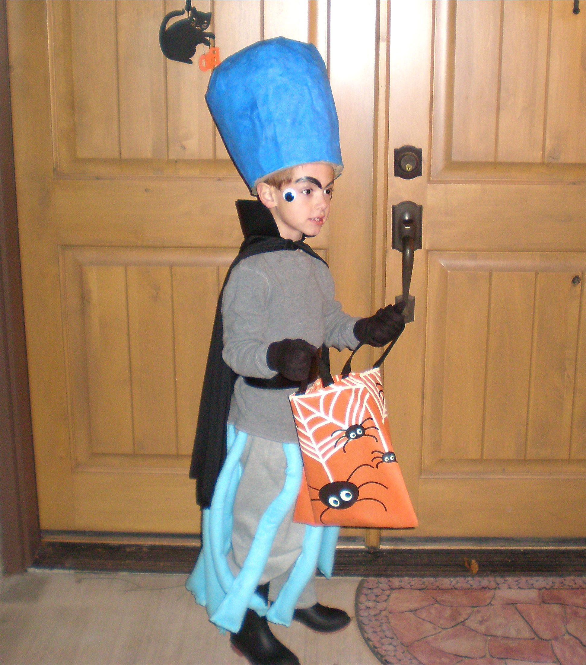 Galaxar Costume