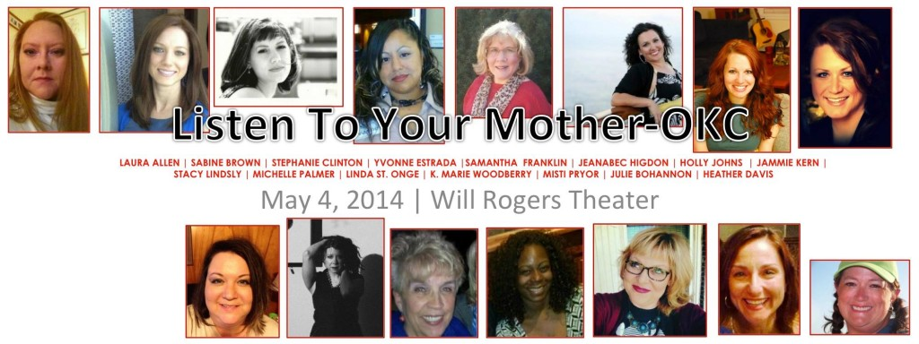 listen to your mother cast