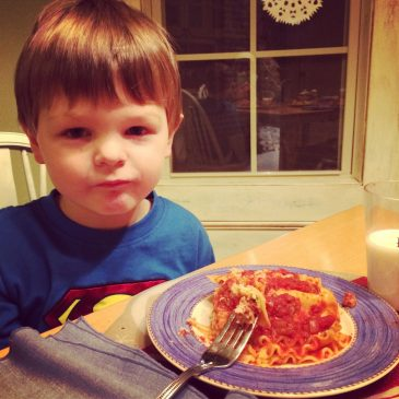 Red Gold Sausage Lasagna Recipe and Vlog