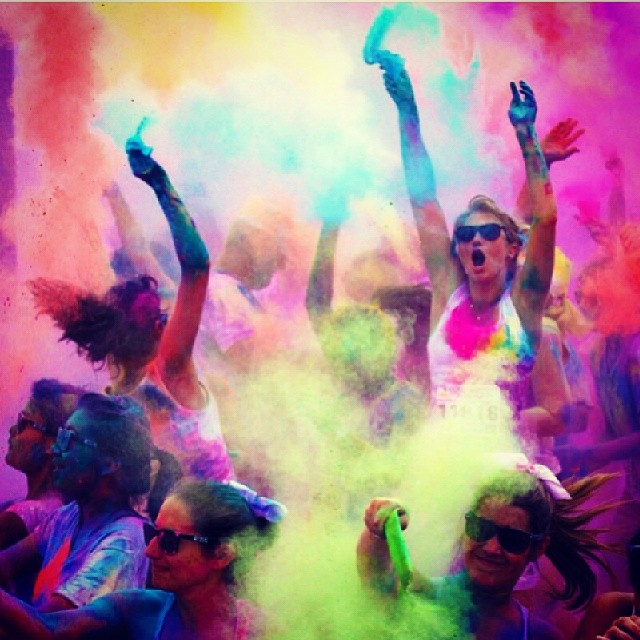 Color Me Rad Discount