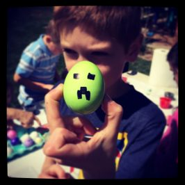 West Texas Easter Egg Hunt