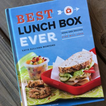 Lunch Box Cook Book review and giveaway