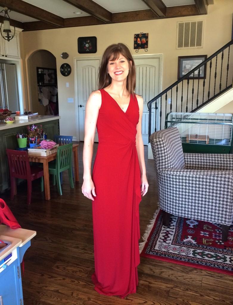 formal dress refashion