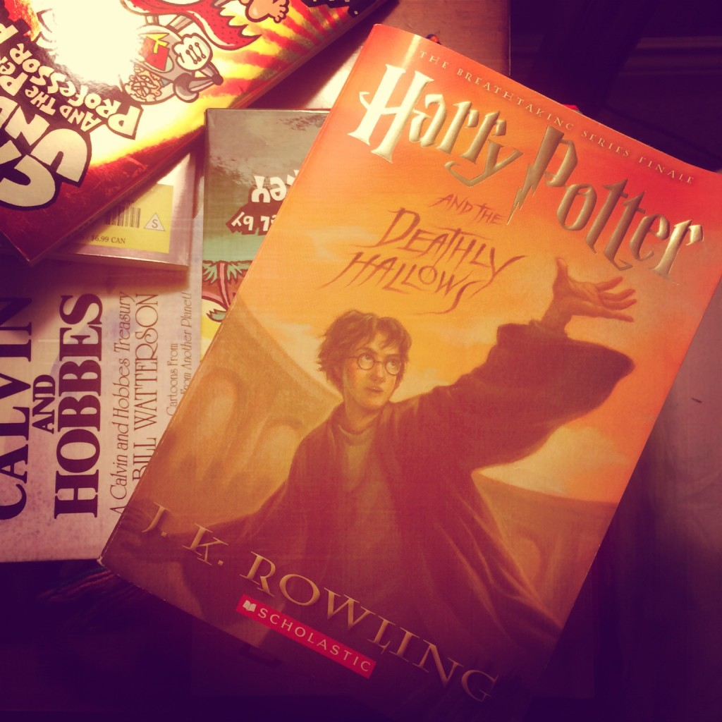 a letter to j.k. rowling