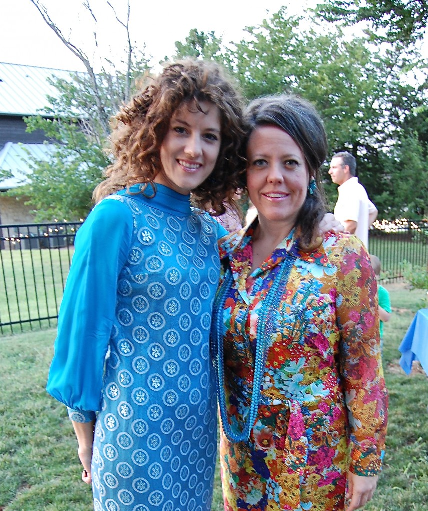 1970s themed party