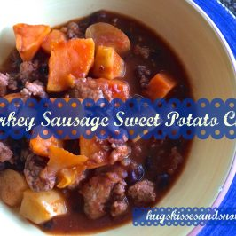 Turkey Sausage Sweet Potato Chili