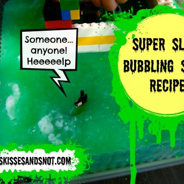 Bubbling Slime Recipe