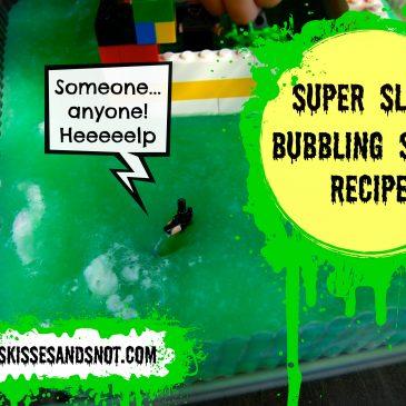 Bubbling Slime Recipe