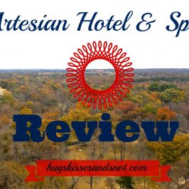 Artesian Hotel & Spa Review