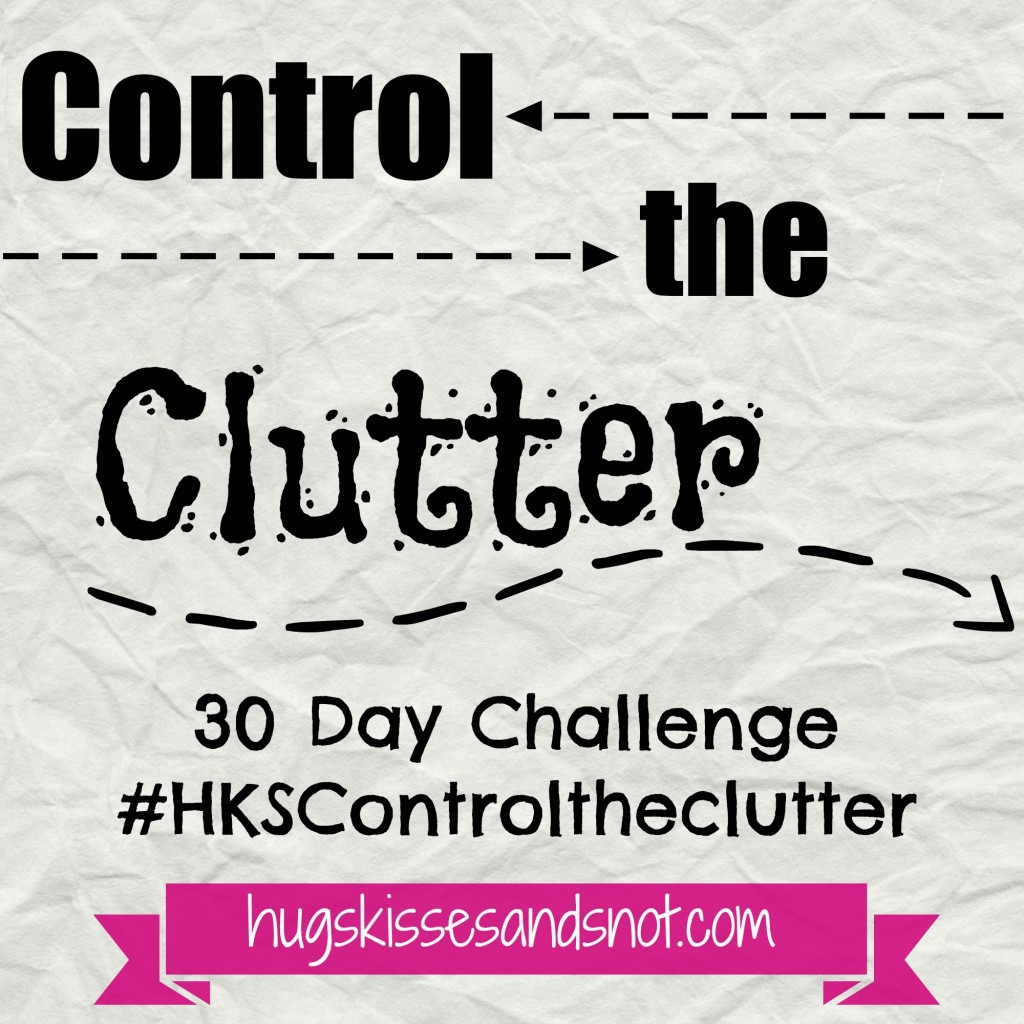 control the clutter