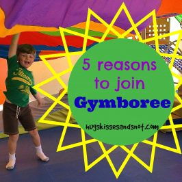 5 Reasons You Should Join Gymboree Today