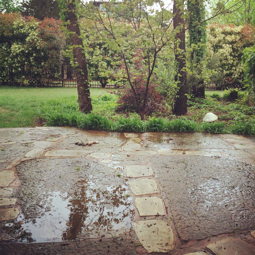 rainy oklahoma