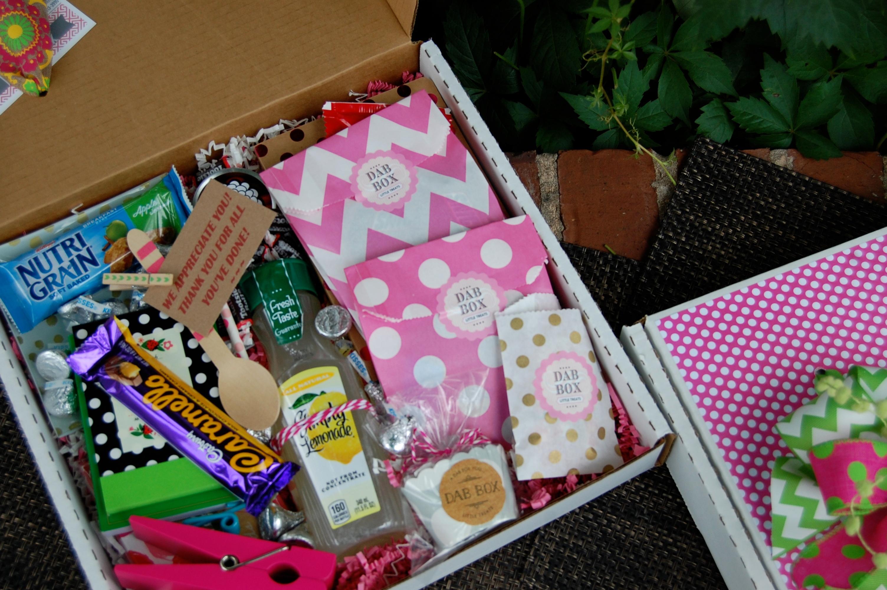 teacher gift idea & Last Minute Teacher Gift Idea - Hugs Kisses and Snot