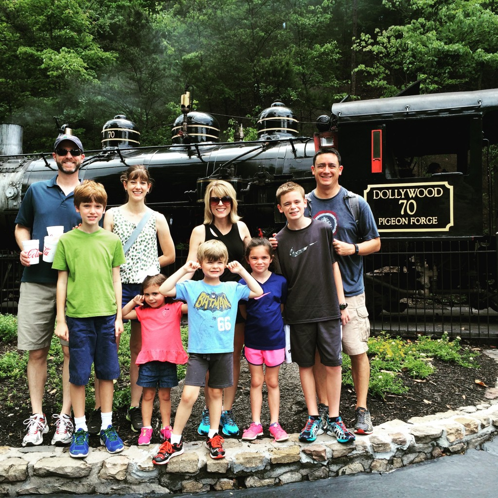 Dollywood Vacation