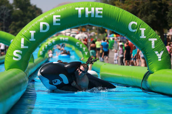 slide the city discount code