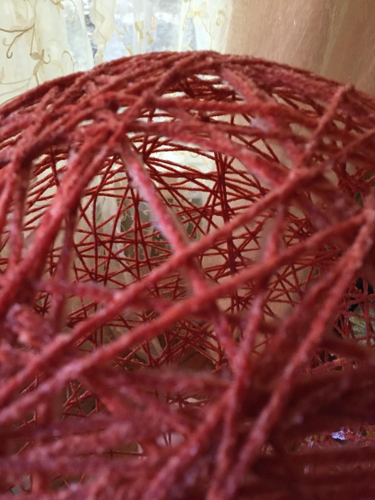 yarn globe