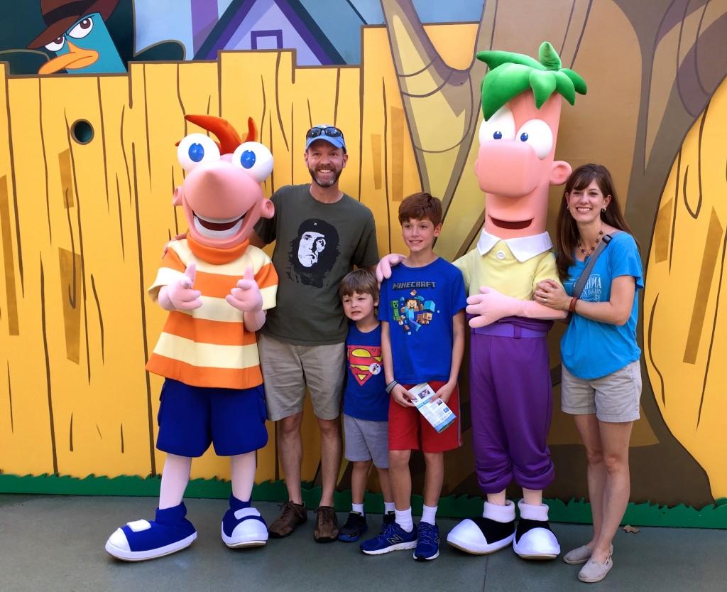 Disney World vacation