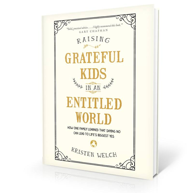 Raising Grateful Kids book