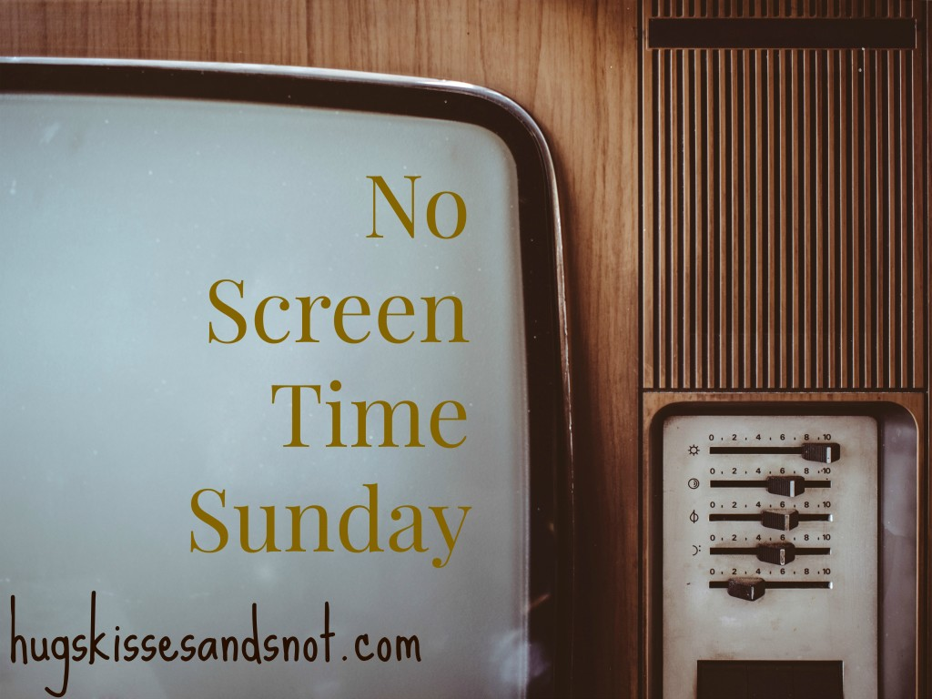 no screen time