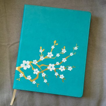 Another Homemade Planner
