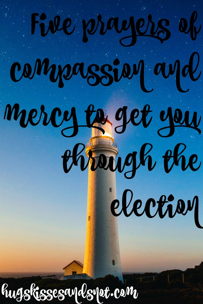 compassion and mercy