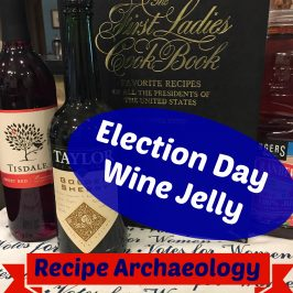 Election Day Wine Jelly