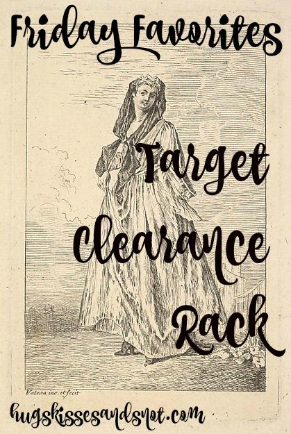 target clearance rack