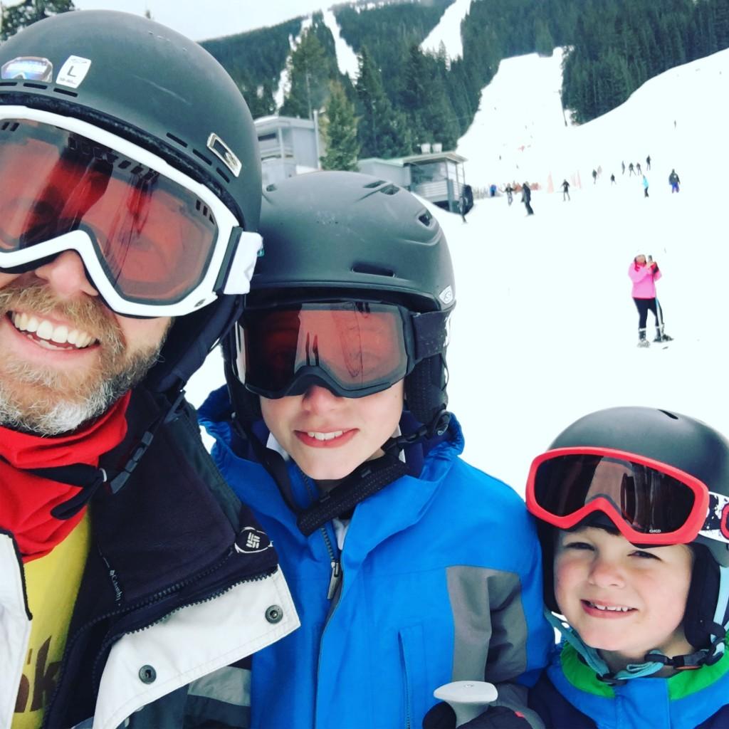 santa fe ski trip