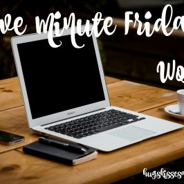 Five Minute Friday: Work