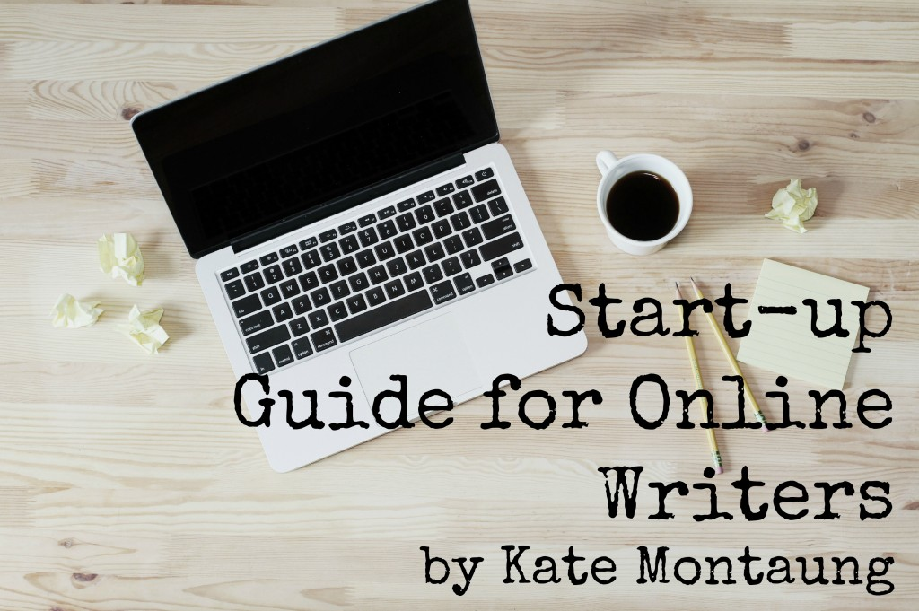 start up guide for online writers