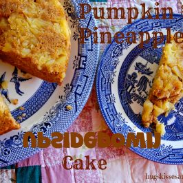 Pumpkin Pineapple Upside Down Cake Recipe