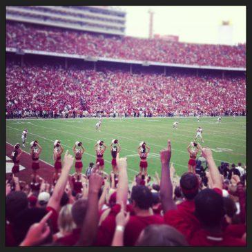 Fun Times In Spite of Football – Oklahoma/Texas recap