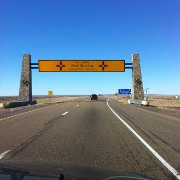 Birthday Trip to Santa Fe