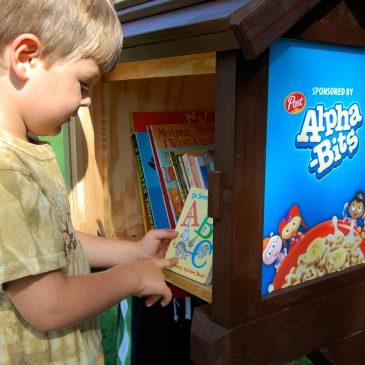 Little Free Library is Open for Business