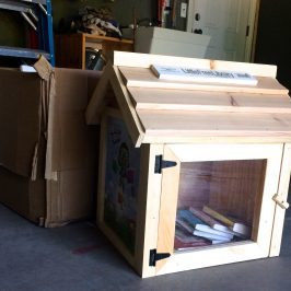 Coming Soon: Little Free Library
