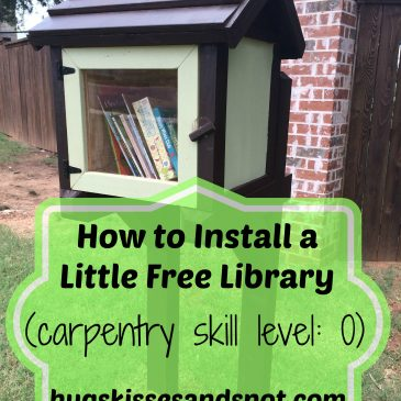 How to Install a Little Free Library