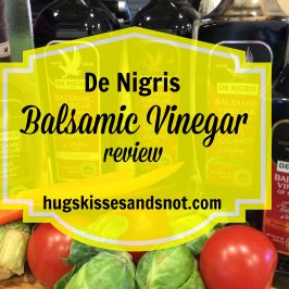 De Nigris Balsamic Vinegar Review