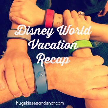 Disney World Vacation Recap