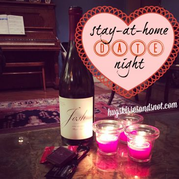 Stay At Home Date Night