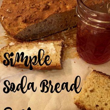 Soda Bread Recipe and video