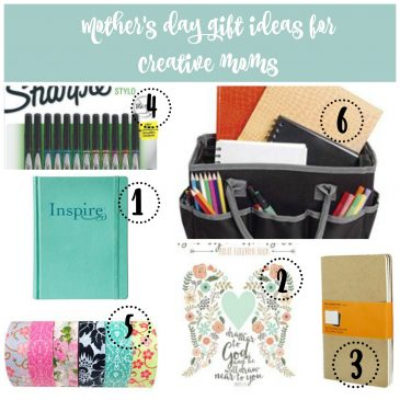 Mother's Day Gift Ideas for Creative Moms