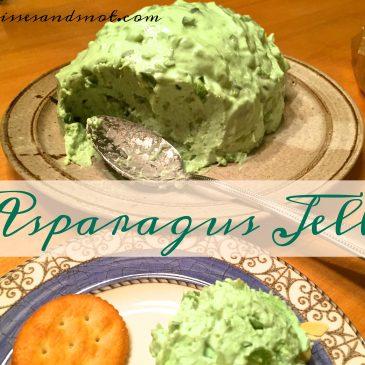 Asparagus Jello