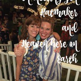 On Meeting Jen Hatmaker and Heaven On Earth