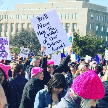 Women's March – Take Two