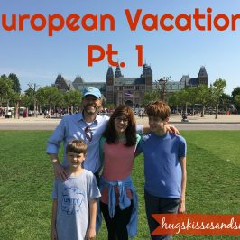European Vacation Part 1