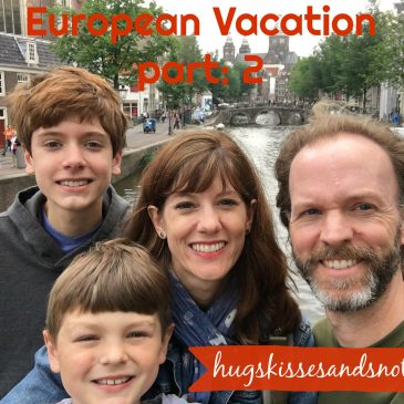 European Vacation: Part 2