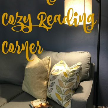 Creating a Cozy Reading Corner