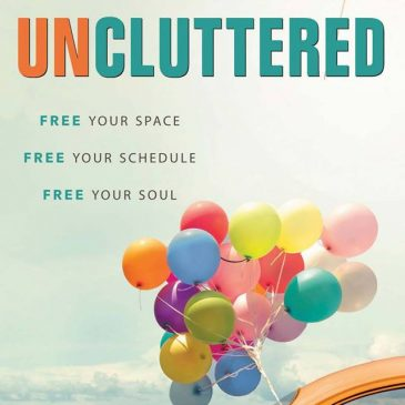 Uncluttered book Review