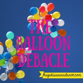 The Balloon Debacle