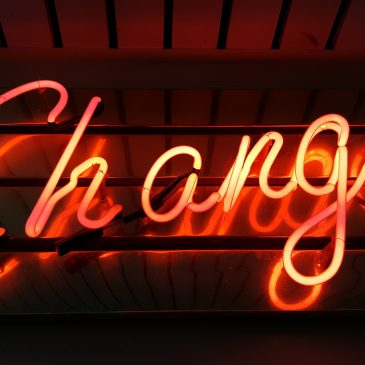Passing Through The Season of Change